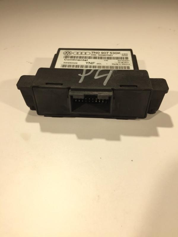 Блок управления межсетевым интерфейсом Volkswagen Passat B7 Седан 2.0L Tdi CKRA