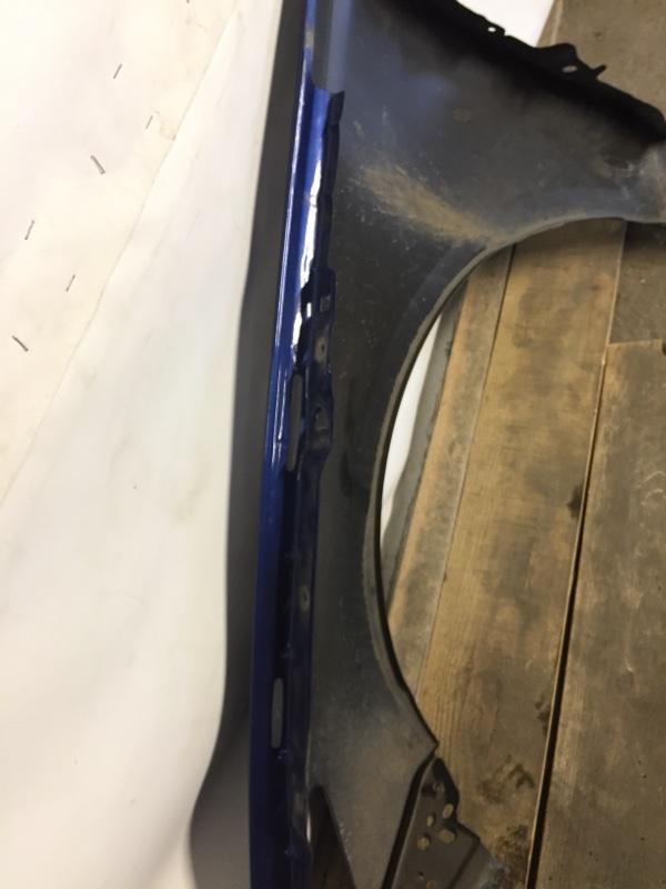 Крыло правое переднее правое Fusion Se Hybrid 2017 Седан 2.0