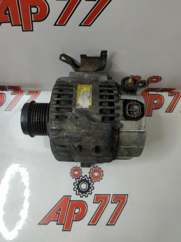 Генератор Toyota Camry 12V 80A квадратная фишка 4pin 2706028160 ACV30 2AZFE 2706028160 контрактная