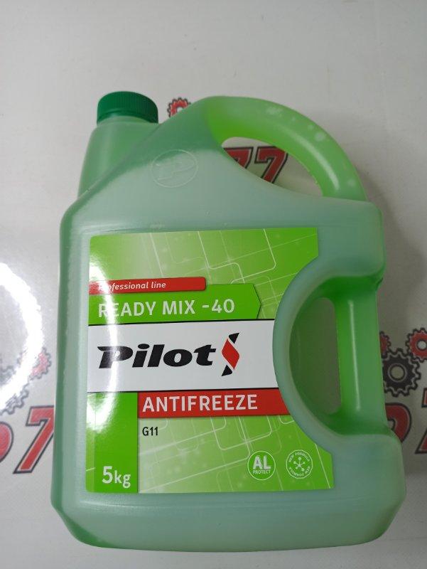 Антифриз Зеленый 5L/G11 3204 новая