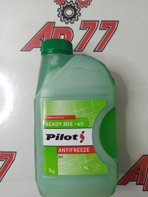 Антифриз Зеленый 1L/G11 3205 новая