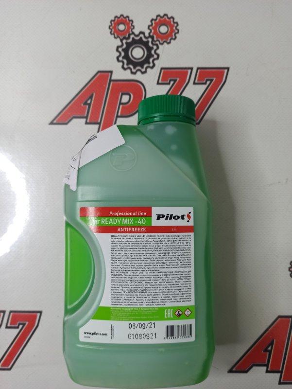Антифриз Зеленый 1L/G11
