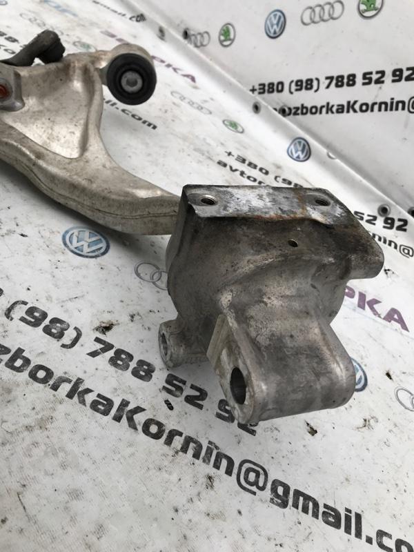 Рычаг подвески передний правый Q50 2014 год 3.7L