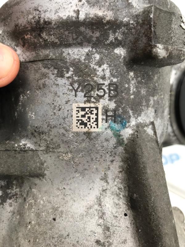 Раздаточная коробка задняя Q50 2014 год 3.7L