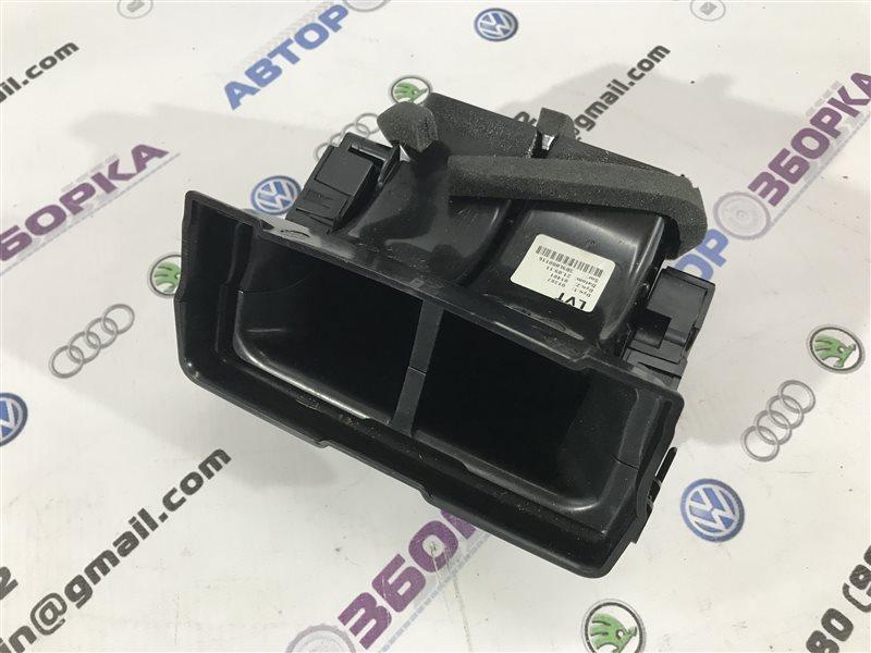 Воздуховод дефлектора задний Audi A7 2012 год 4G 3.0L 4G0857042 контрактная