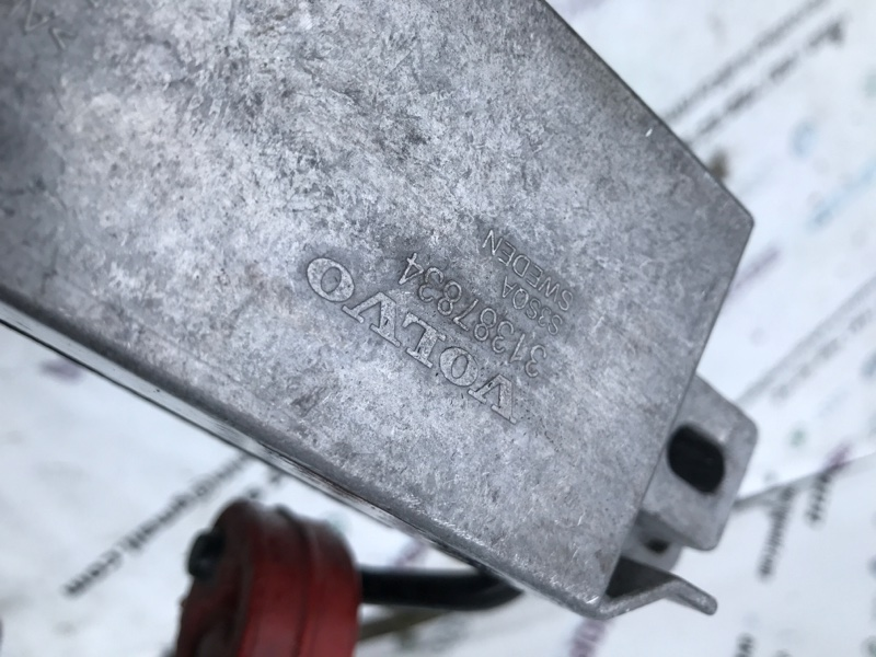 Подушка Volvo XC60 T6 3.0L