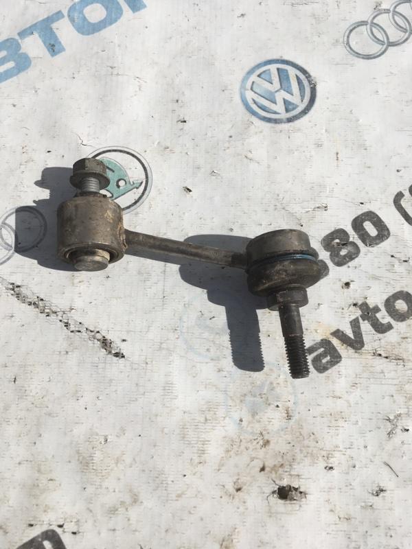 Стойка стабилизатора задняя Volkswagen Passat 2014 год B7 1.8L Б/У