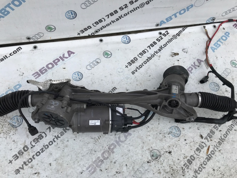 Рулевая рейка Volkswagen Passat 2017 год B8 1.8 Б/У