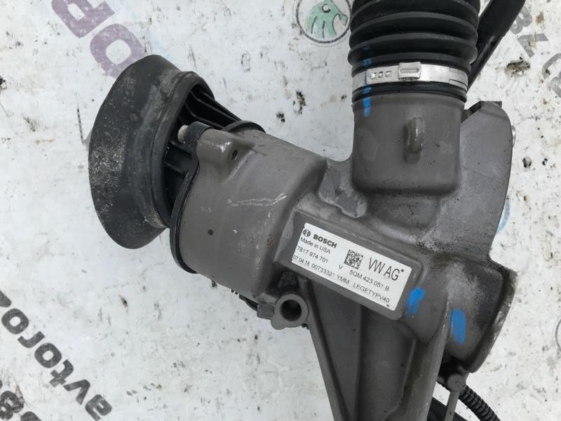Рулевая рейка Passat 2017 год B8 1.8