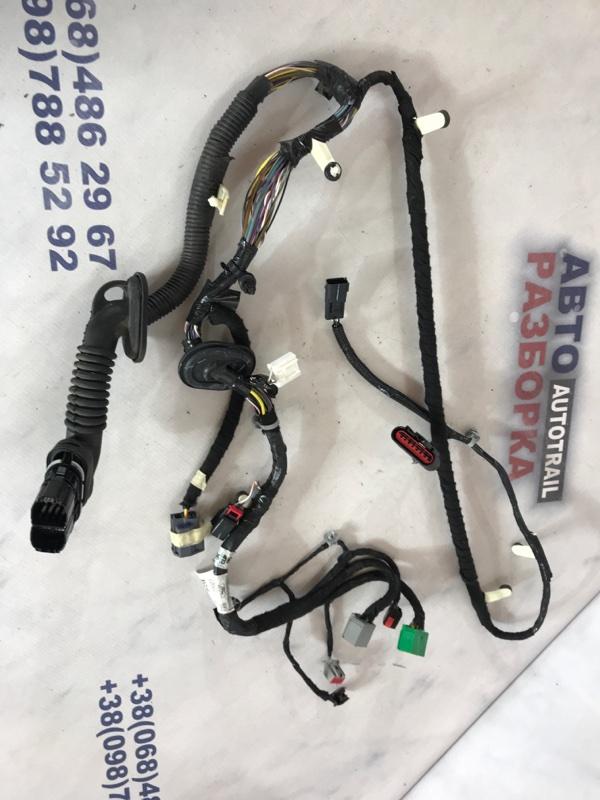 Проводка двери Жгут проводов передняя левая Ford Escape 2017 год 2.5L Б/У