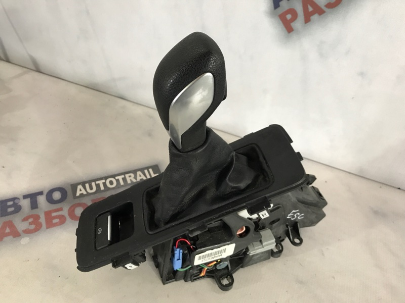 Кулиса переключения АКПП в сборе трос Ford Escape 2014 год 1.6L Б/У