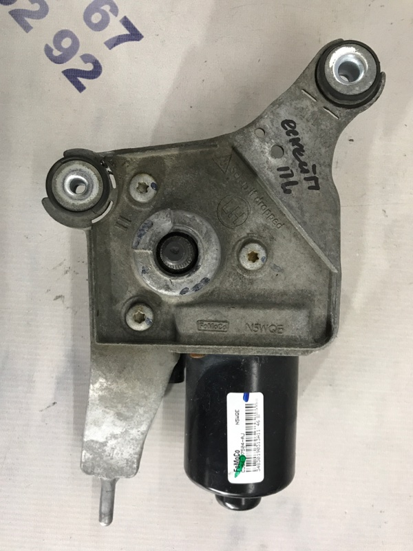 Мотор дворников передний левый Ford Escape 2013 года 1.6 L Б/У