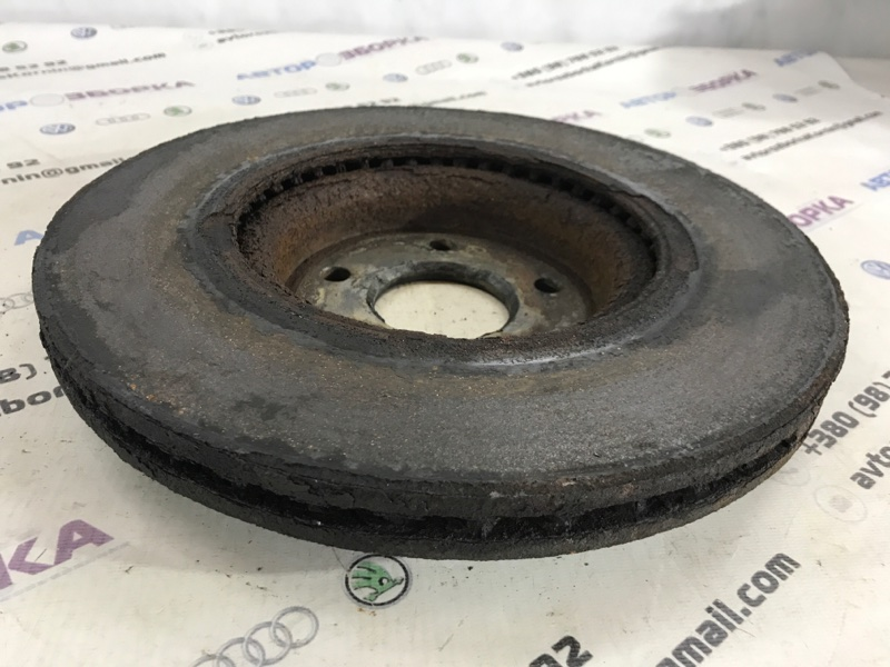 Тормозной диск передний правый Ford Escape 1.6 L