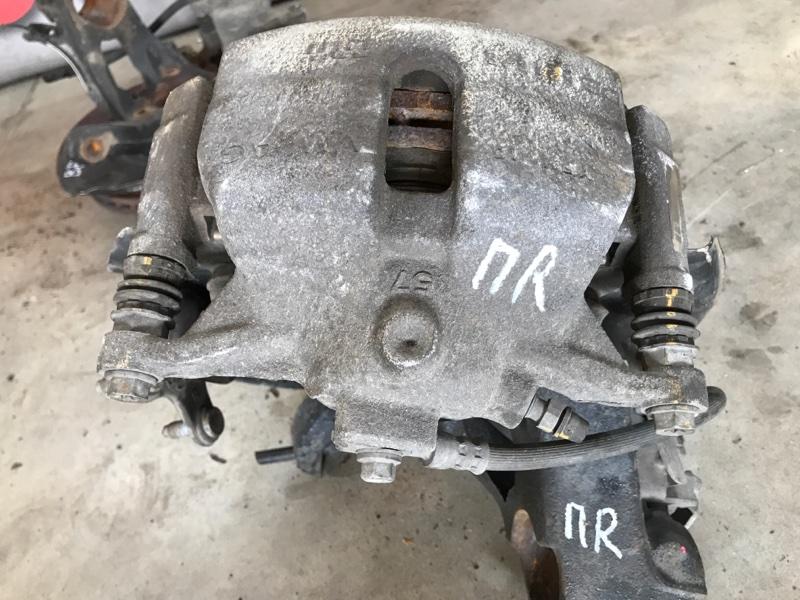 Суппорт тормозной передний правый Volkswagen Jetta MK7 1.4L