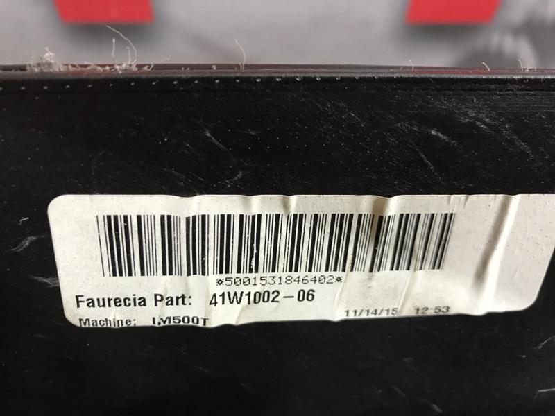 Торпеда Passat 2017 год B8 1.8