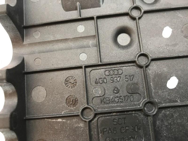 Блок распределительный A6 2013 года C7 3.0L