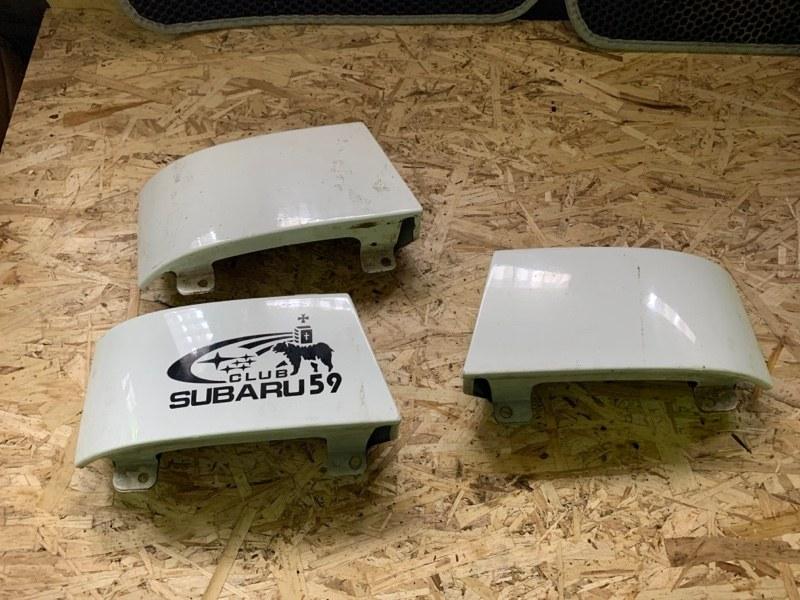 Накладка под стоп-сигнал задняя левая Subaru Legacy 2003 BE5 EJ208 51473AE011 контрактная