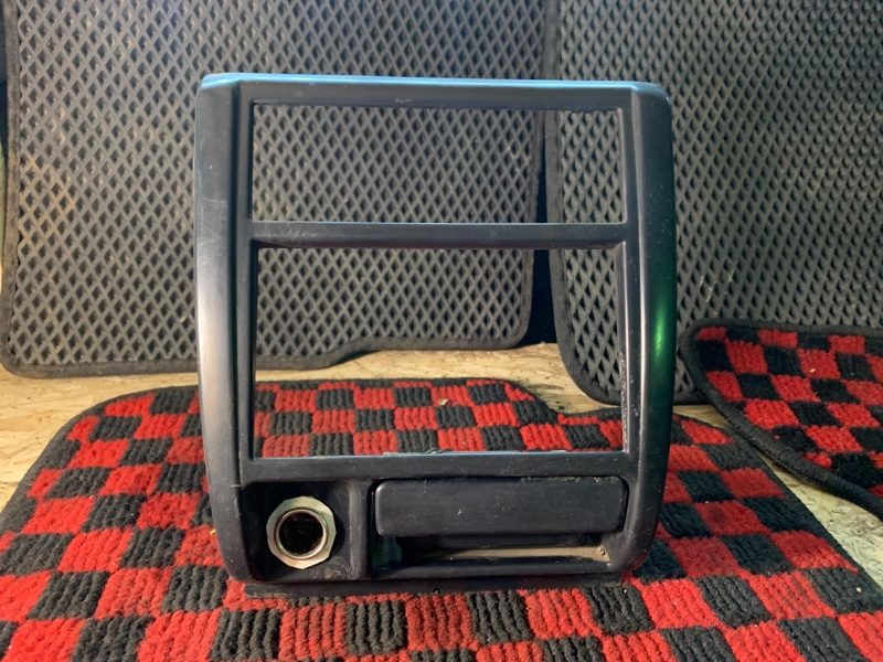 Рамка магнитолы Subaru Impreza 1999 GF1 EJ151 66065FC001 контрактная