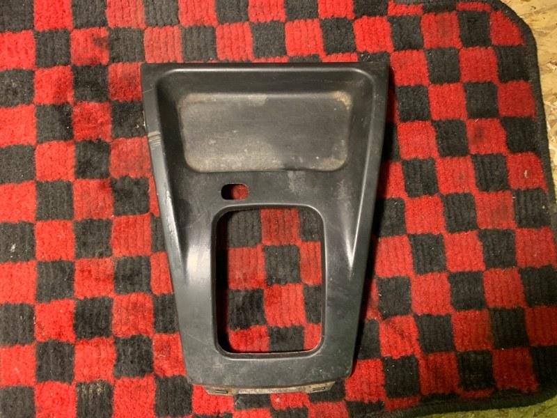 Консоль АКПП Impreza 1999 GF1 EJ151