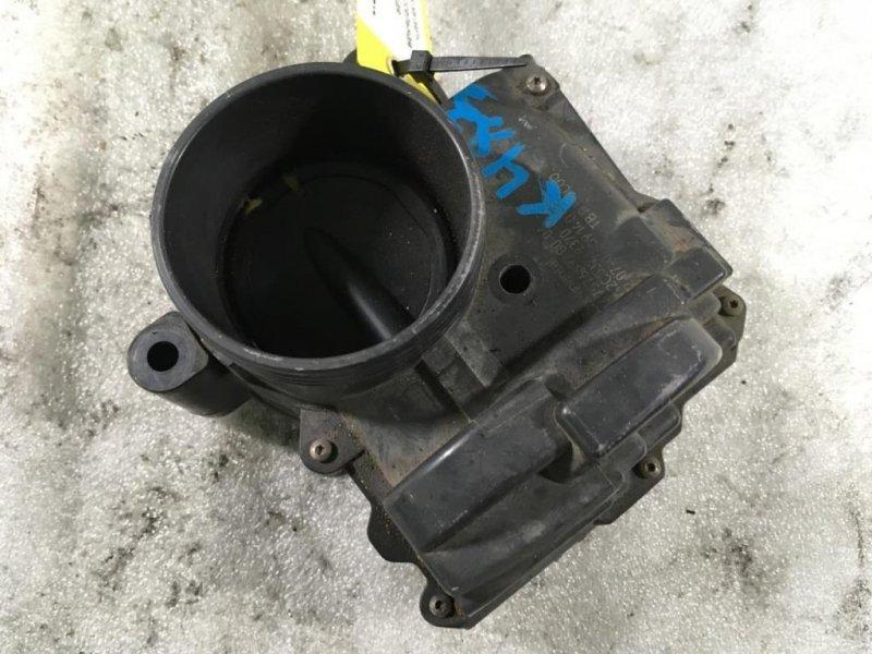 Заслонка дроссельная электрическая Peugeot 308 2007> Хэтчбек 1.6 VTI 16V 120 (EP6) Бензин 163636 контрактная