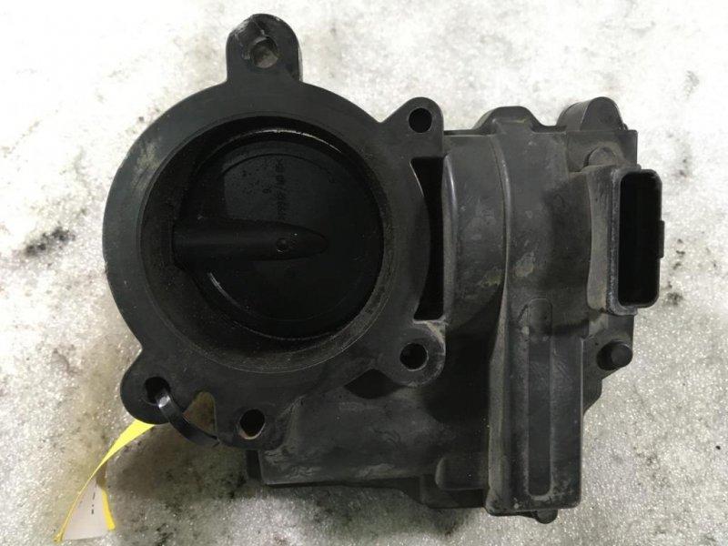 Заслонка дроссельная электрическая Peugeot 308 2007> Хэтчбек 1.6 VTI 16V 120 (EP6) Бензин