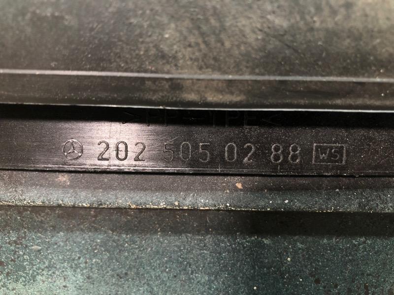 Вентилятор радиатора W202 C200 1998 Седан 111.941 2.0 Бензин