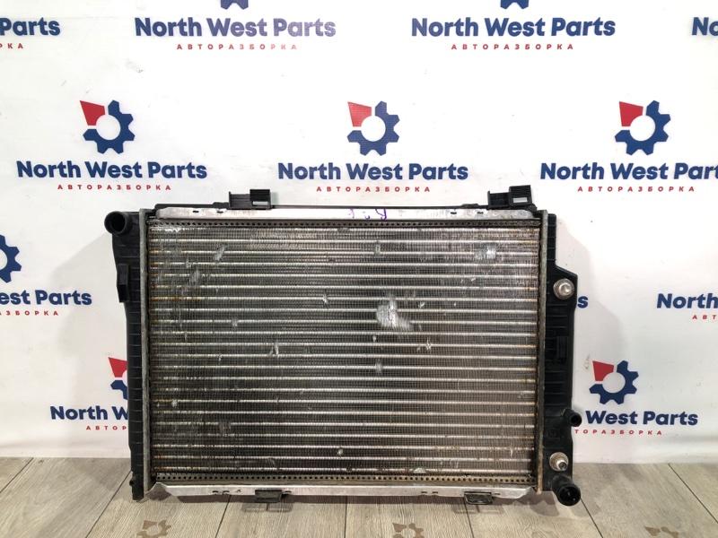 Радиатор основной W202 C200 1998 Седан 111.941 2.0 Бензин