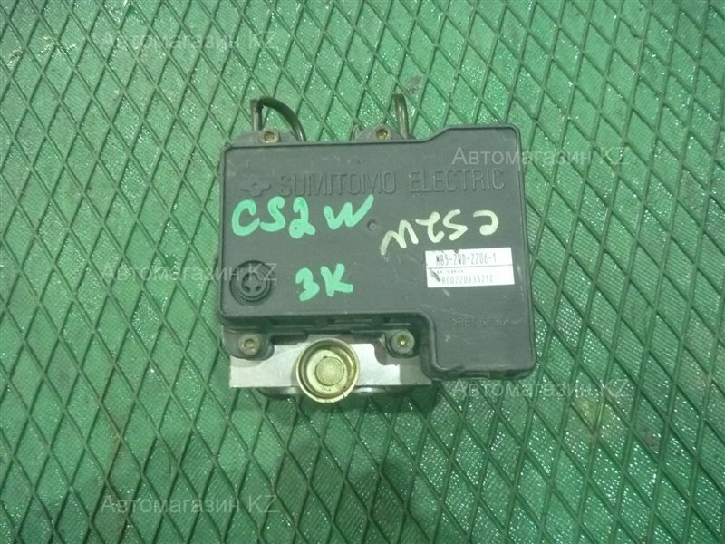 Блок abs MITSUBISHI LANCER CS2W MB5-2WD-2206-1 контрактная