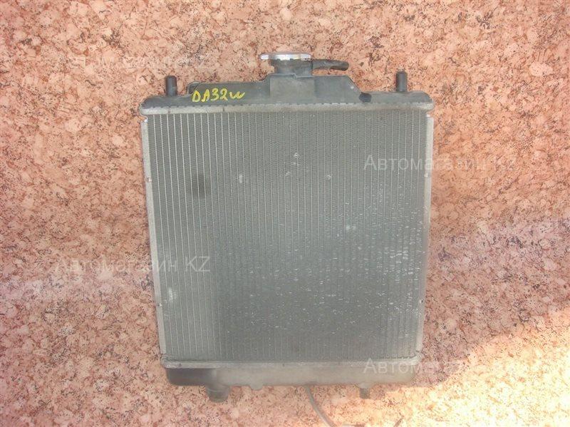 Радиатор основной SUZUKI EVERY 2004 DA32W G13B контрактная