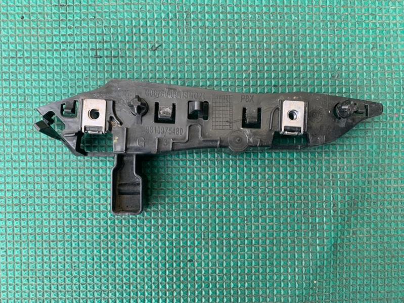 Крепление бампера переднее левое PEUGEOT 3008 9810975480 контрактная