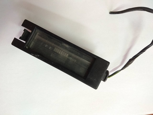 Плафон подсветки номера OPEL ASTRA-J 2009- 13251936 Б/У