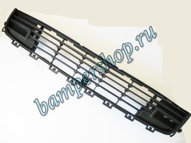 Решетка переднего бампера центральная CITROEN C5 (08-) 7414 XV новая