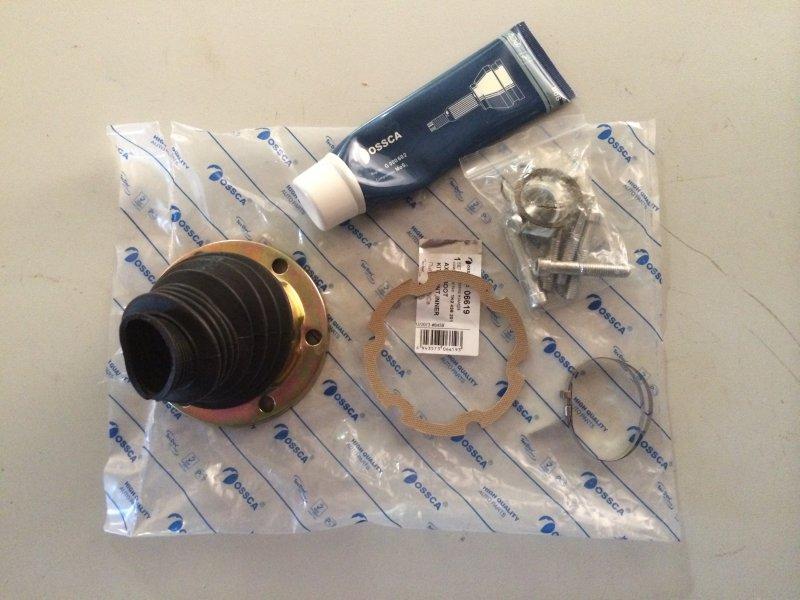 Комплект пыльника ШРУСа внутренний левый VOLKSWAGEN GOLF VI 09- 1K0498201 новая