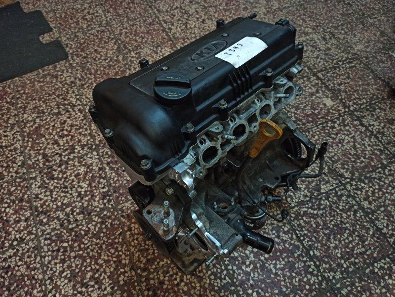 Двигатель KIA CEED (2006-2012) 2010 1.4 Z56812BZ00 контрактная