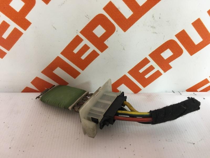 Резистор отопителя SKODA OCTAVIA 2 A5 04-13 универсал 2.0