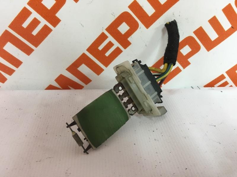 Резистор отопителя OCTAVIA 2 A5 04-13 2006 универсал 2.0