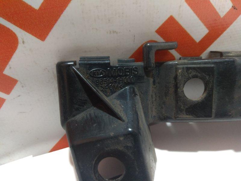 Кронштейн переднего бампера правый KIA CEED (2006-2012) хетчбек 5 дверей 1.6