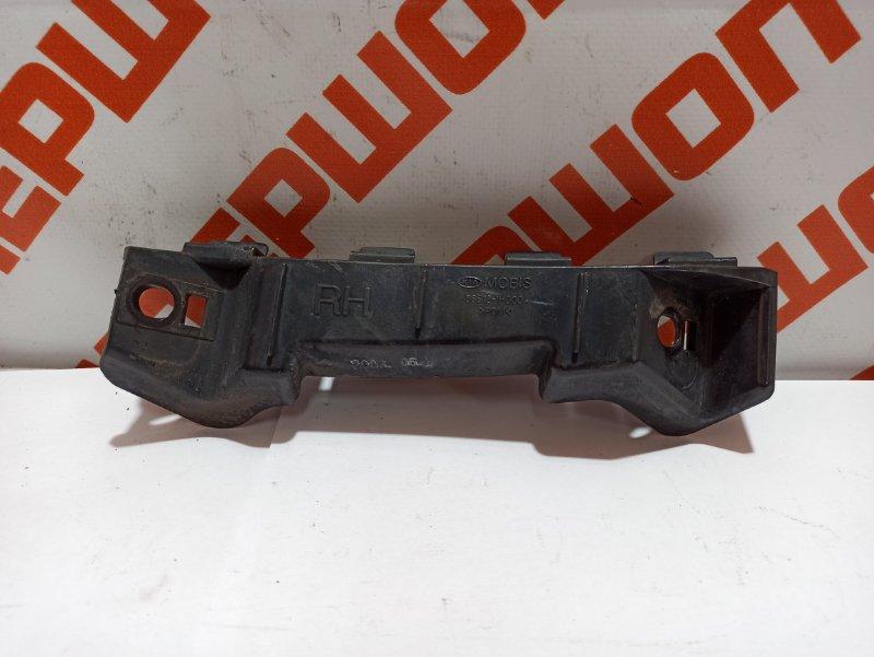 Кронштейн переднего бампера правый KIA CEED (2006-2012) 2009 хетчбек 5 дверей 1.6 865181H000 Б/У