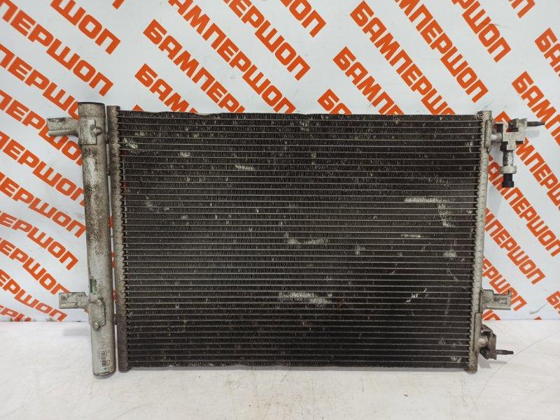 Радиатор кондиционера CHEVROLET CRUZE 2013- 2014 хетчбек 5 дверей 1.6 F16D4 13377762 Б/У