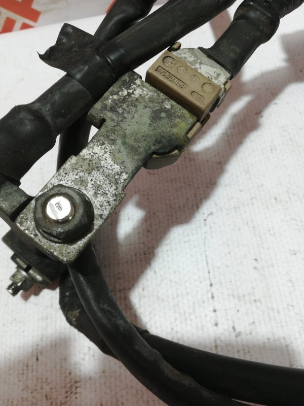 Клемма аккумулятора плюс FOCUS 2 (2005-2008)