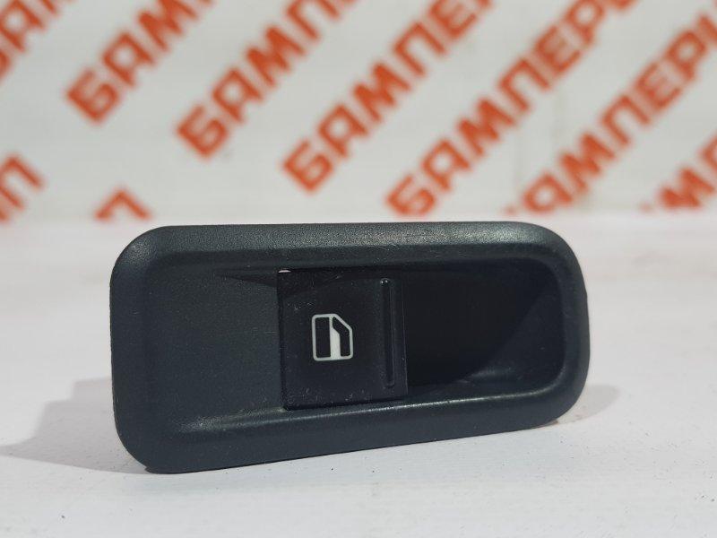 Кнопка стеклоподъемника SKODA FABIA 2 2007-2014 2012 Хэтчбек 5 дверей 1.2 5J0959855 БУ