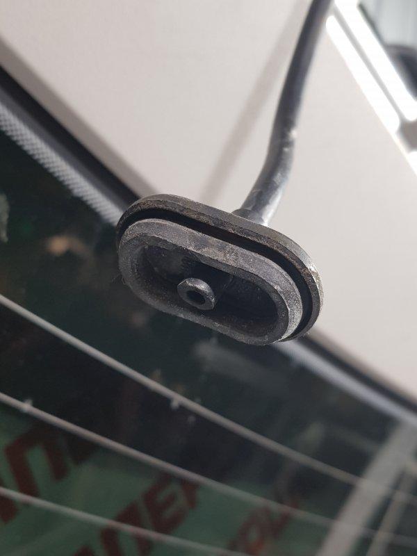 Крышка багажника FOCUS 2 (2008-2011) 2008 хетчбек 5 дверей 1