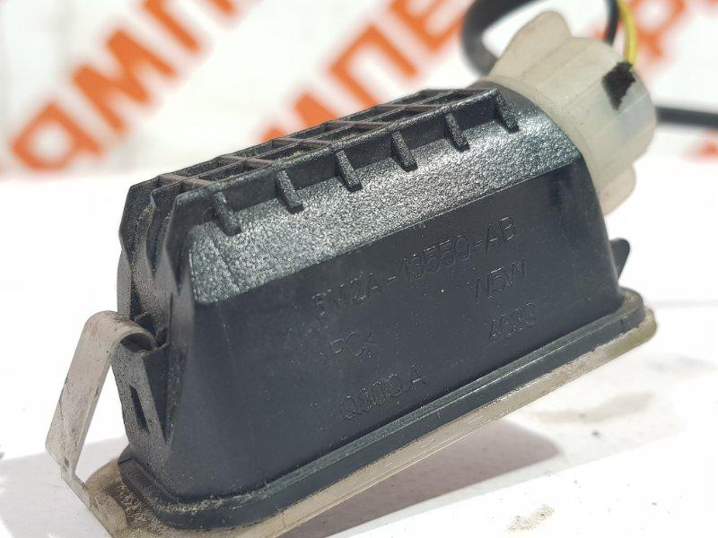 Патроны плафонов подсветки номера с проводкой FOCUS 2 (2008-2011) 2008 хетчбек 5 дверей 1