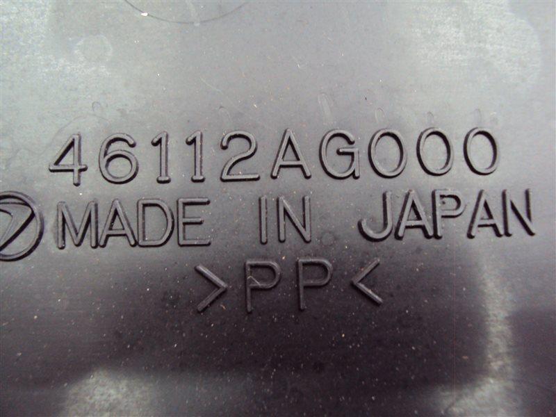 Крышка ГУР Subaru Legacy BP5 EJ20XHB