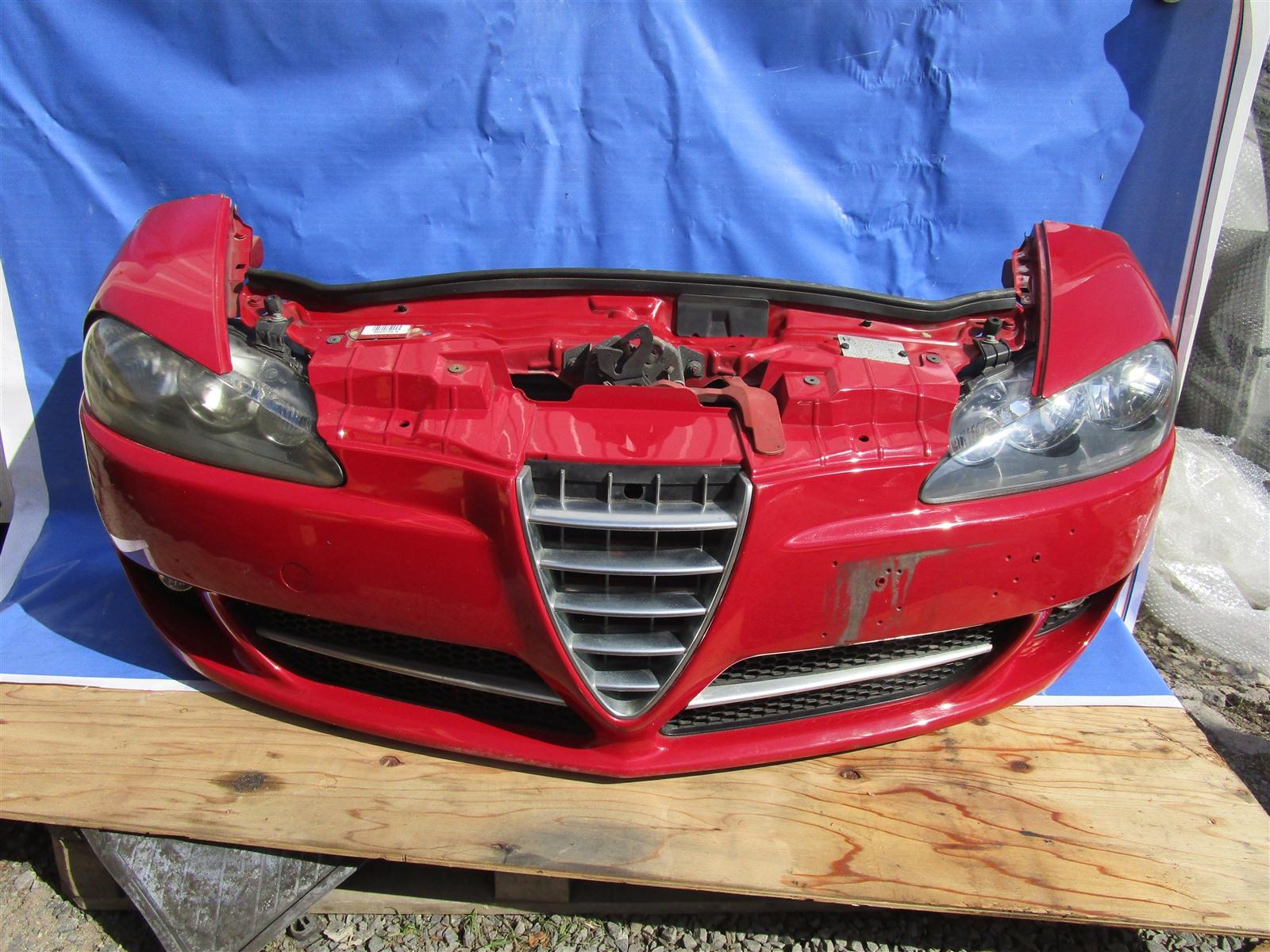Ноускат передний Alfa Romeo 147 контрактная