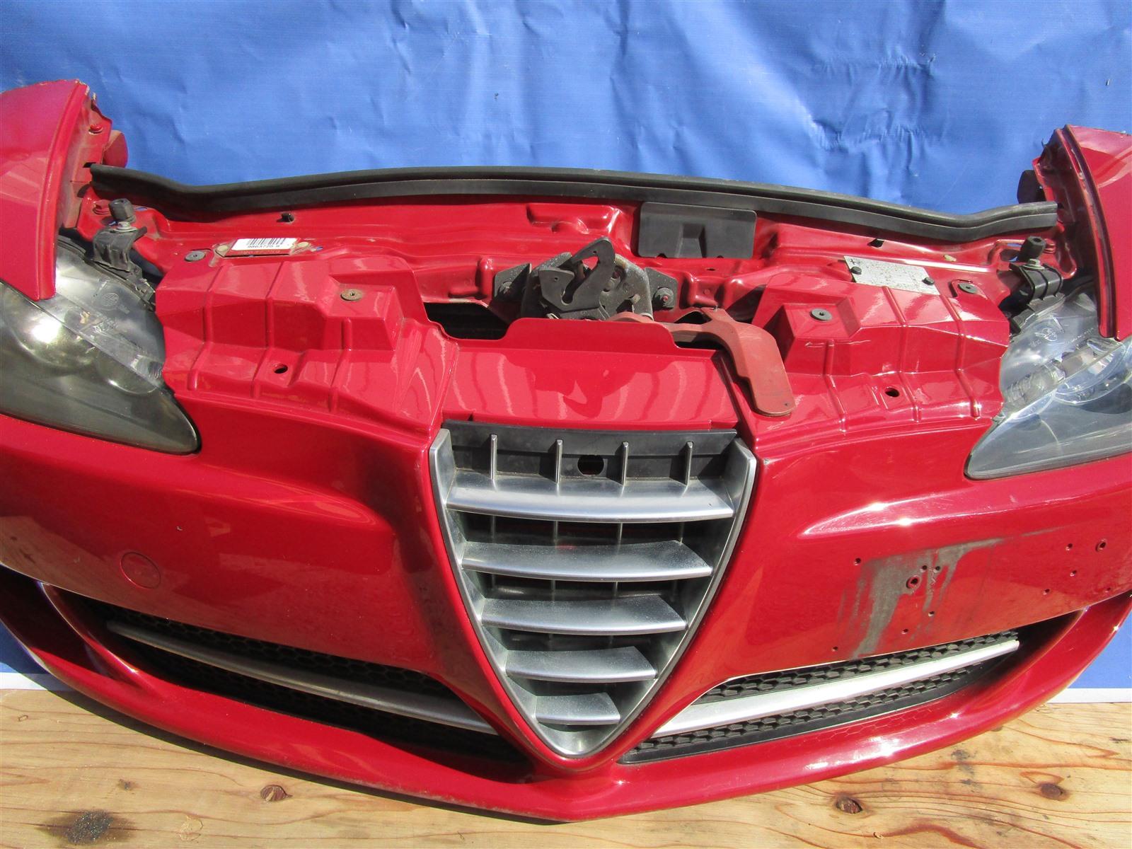 Ноускат передний Alfa Romeo 147