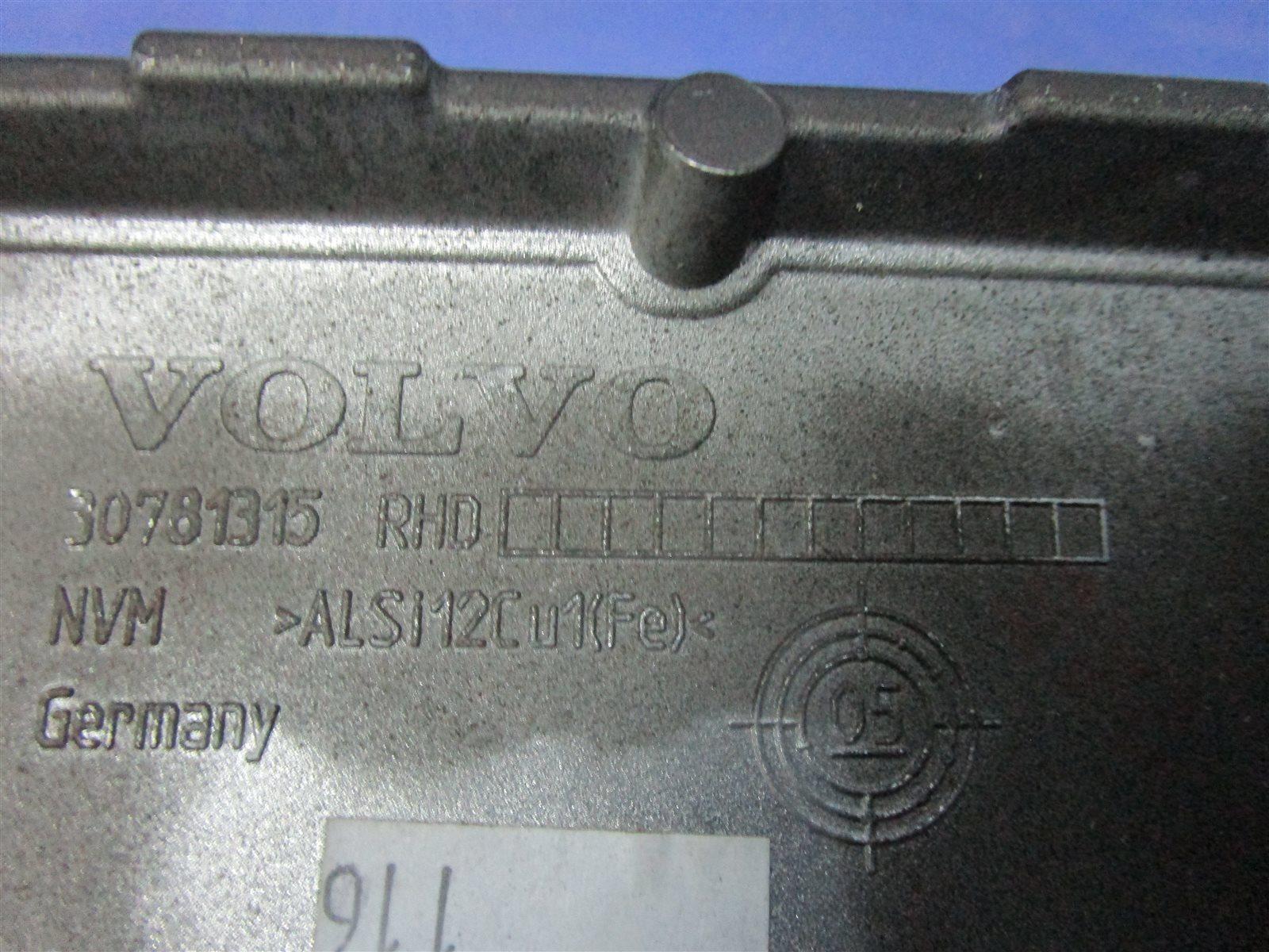 Панель передняя передний V70 2009 SW59 B5254T6