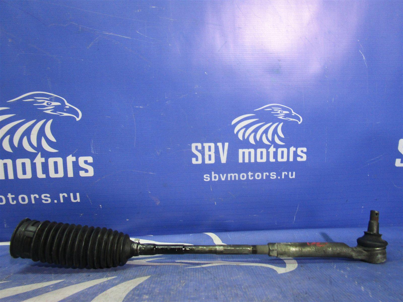 Тяга рулевая передняя левая Subaru Legacy BP5 EJ20XHB контрактная