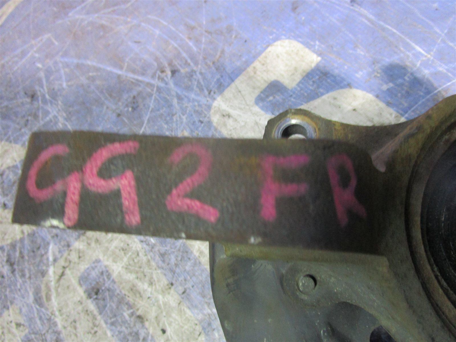 Кулак поворотный передний правый Impreza GG2