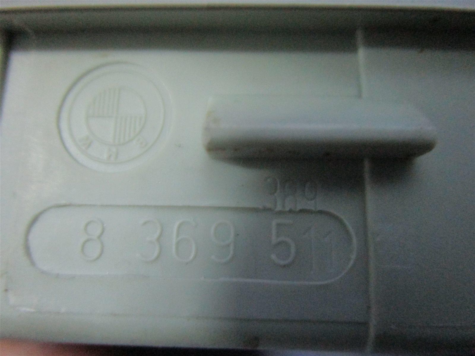 Плафон салона 5-series 1999 E39 M52 228